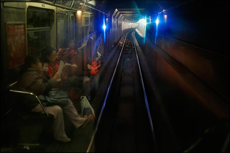 D Train ~ Union Street? ~ 6:50pm - Click for next Image